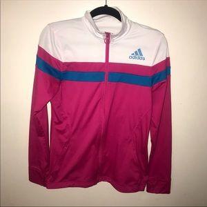 Vintage Adidas Track Jacket Sz Small